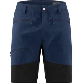 Haglöfs Rugged Flex Pantalones cortos Hombre, tarn blue/true black